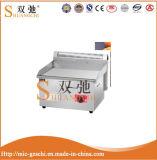 Griddle elétrico / Flat Griddle para cozinha / equipamento de cozinha Griddle