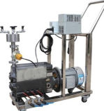 冶金学の薬学の産業縦のタイプ乾燥したねじ真空ポンプ(DSVA-260)