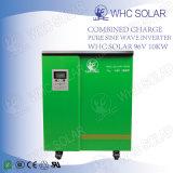 fuera de la red inversor solar de la célula con el cargador 96V 10W