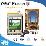 도매 Tempered 명확한 유리제 알루미늄 여닫이 창 Windows