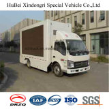 New Design 9cbm Billboard Vehicle with Good quality