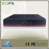 2 capacidad 1080n 16CH H. 264 NVR independiente DVR 5 de SATA HDD en 1 Xvr híbrido