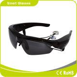 Vidros espertos dos óculos de sol da aptidão dos auriculares de Bluetooth da forma