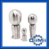 Bille sanitaire fixe/rotatoire de jet de nettoyage de la tête CIP de nettoyage d'acier inoxydable