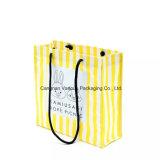Os sacos portáteis relativos à promoção da lona para o almoço, podem, alimento, sacos do piquenique