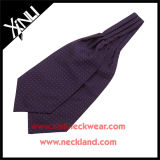 Laço tecido de seda do lenço do Mens de 100%