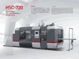 Máquina plástica do copo Hsc-720