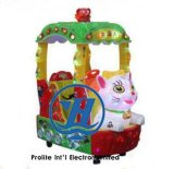 De hete Kat Kiddie van de Verkoop berijdt de BinnenRit van het Spel van het Pretpark (zj-KC34)