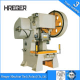 125 ton van de Pers van de Mechanische Macht/de Pers van het Ponsen van het Frame van het Ponsen Machine/J23-125ton C