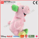 Varken van de Dieren van China het Kleurrijke Gevulde Leuke Roze