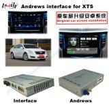 Навигации GPS автомобиля коробка поверхности стыка Android видео- для ATS Cadillac, Xts, Srx, Cts, Xt5, навигации касания подъема Chevrolet Malibu (СИСТЕМЫ СИГНАЛА), WiFi, Mirrorlink