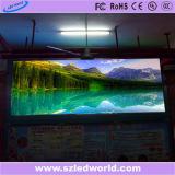 P6, pantalla de fundición a presión a troquel a todo color de alquiler de interior del panel de visualización P3 LED para hacer publicidad (CE, RoHS, FCC, CCC)