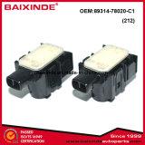 89314-78020 (C1 212) de Auto die van de Sensor PDC Omgekeerde Sensor voor LEXUS Toyota parkeren