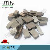 250-3500mm segmentos de corte de diamante de alta qualidade para granito