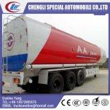 3 fabricación modificada para requisitos particulares del acoplado del depósito de gasolina de petróleo de los árboles Q235B semi