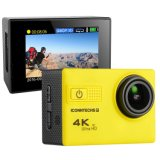 New Arrivals Wi-Fi Sport Action Camera Dual Screen