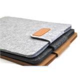 Saco protetor do portátil e da tabuleta da tampa por atacado de feltro da alta qualidade