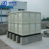 Coleção SMC do calor, tanque de água do painel de FRP GRP