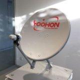 антенна спутникового телевидения полосы 60cm Ku напольная