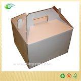 Cartons de pliage d'aileron de repli avec le traitement (CKT-CB-417)