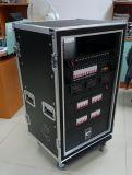Scatola di giunzione del pacchetto del regolatore della luminosità di illuminazione con i connettori 40A