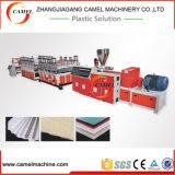 Schaumgummi-Vorstand-Strangpresßling-Maschine der hohen Kapazitäts-PVC/WPC/XPS