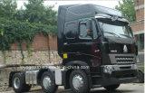 최신 인기 상품 트럭! ! 모잠비크에 Rhd를 가진 Sinotruck A7 6X2 380HP 트랙터 트럭