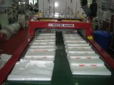 Hohe Kapazitäts-Ausschnitt-Dichtungs-Beutel, der Maschine für Shirt-Beutel herstellt