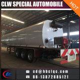 3axles 38m3 60m3 Kraftstoff-Transport-Sattelschlepper-Benzin-Becken-Schlussteil