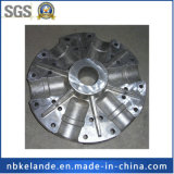 Pezzo meccanico su ordine di alluminio di CNC con il pezzo fuso