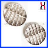 Filtro da industria alimentare/magnete magnetici tramoggia di griglia