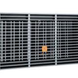 Frischluft-Luftauslass-Fußboden-Gitter und Diffuser (Zerstäuber) für Signalformer-System