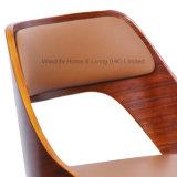 가짜 가죽 Retro 호두에 의하여 겉을 꾸미는 Bentwood 본사 의자 W15819-5