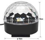 원격 제어의 저렴한 DJ LED 매직 볼 디스코 무대 조명 효과 조명