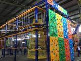 Dynamicdehnungs-Serien-Seil-kletternde Spielplatz-Geräten-Spiele