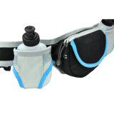 De nylon Lopende Riem van de Geschiktheid van het Pak van de Taille van de Hydratie zonder de Fles van het Water