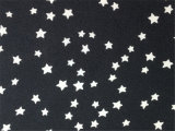 Cdc impresso descarga da seda no teste padrão de estrelas