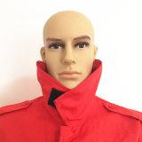 Vêtements de travail oranges de Salut-Force de gilet de sûreté pour le travail et l'industrie