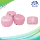 Mini Round Shape Bluetooth 4.0 Caixa de som Slef-Timer Wireless Speaker