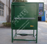 Horno eléctrico industrial de la calefacción de la serie del Std para el tratamiento térmico de alta temperatura