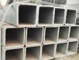 Отсутствие заусенцев, отсутствие пусковой площадки, трубопровода 100X100 mm квадратного гальванизированного стального