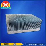 アルミニウムはISO9001のインバーター力のためのひれ脱熱器を削る: 2008証明される