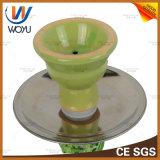 Frasco de vidro do cachimbo de água da forma do frasco