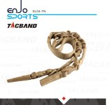 Tacband SL04 2개 점 전술상 보조 조절 장치 새총 Tan