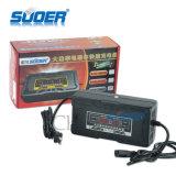 Cargador rápido elegante eléctrico del cargador 60V de la bici del poder más elevado de Suoer (SON-6080D)