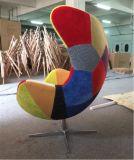 Moderner Ei-Stuhl-/Swan-Stuhl mit Mehrfarben für Hauptmöbel-und Büro-Stuhl