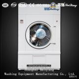 Secador industrial Fully-Automatic aprovado da lavanderia da máquina de secagem da queda 25kg do ISO