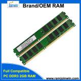 중국에서 128mbx8 2 바탕 화면 DDR3 2GB 1333년 렘을 생성할 수 있다
