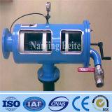 Filtro de agua autolimpiador automático del acero inoxidable