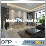 De nieuwe Marmeren Plak van het Sneeuwwitje, de Tegel van de Vloer en Marmer voor het Materiaal van de Steen van de Bouw van de Decoratie